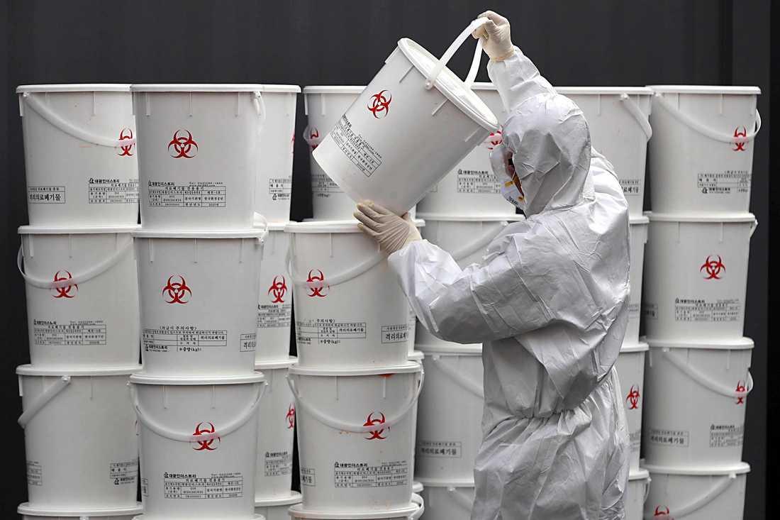 Hur påverkar virusoron världens ekonomier? Arkivbild.