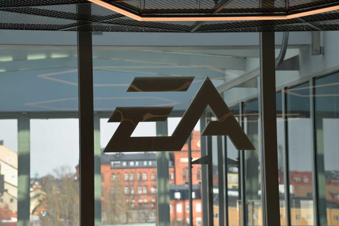 """Speljätten EA utreder om någon anställd på företaget kan ha sålt unika spelarkort i """"Fifa ultimate team"""" på svarta marknaden. Incidenten har fått smeknamnet #EAGate. Arkivbild."""