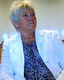 Marianne Samuelsson höll presskonferens på onsdagen om den senaste turbulenta tiden.