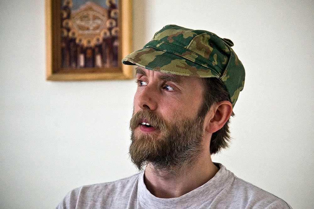 Varg Vikernes i fängelset 2009.