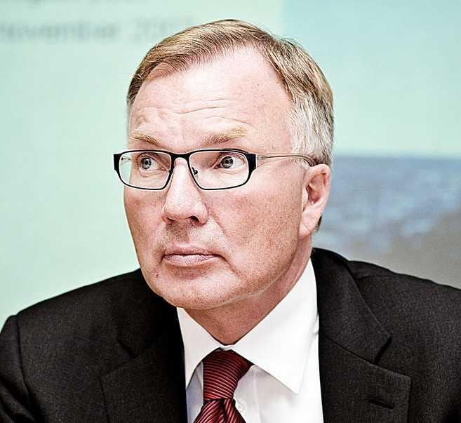 SAS ordförande Fritz Schur.