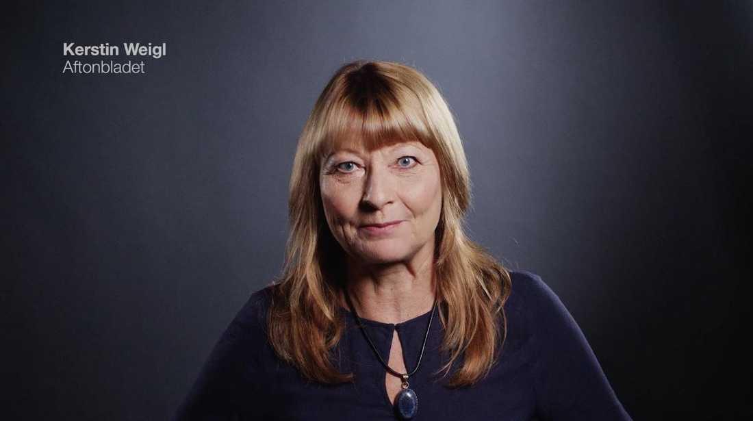 Aftonbladets Kerstin Weigl medverkar i filmen.
