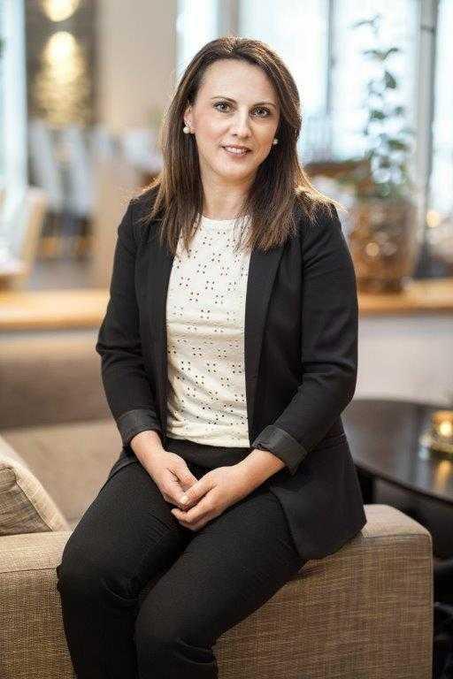 Sabina Masic, enhetschef på Pensionsmyndigheten.