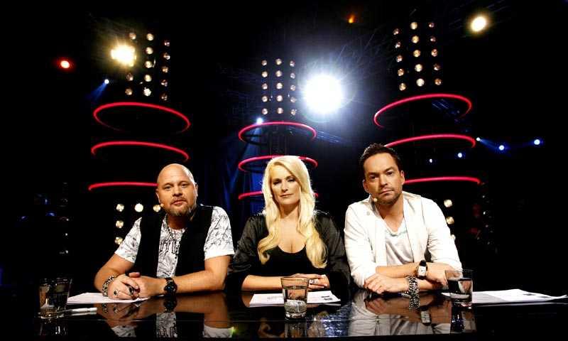 """Idol""-juryn består av Anders Bagge, Laila Bagge och Andreas Carlsson."