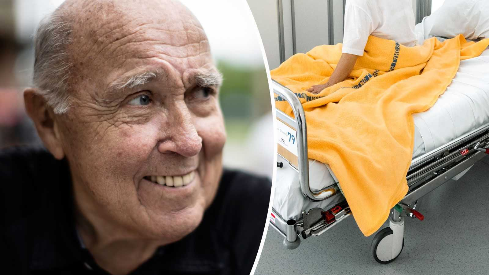 Ingvar Oldsberg har fått tid för operation