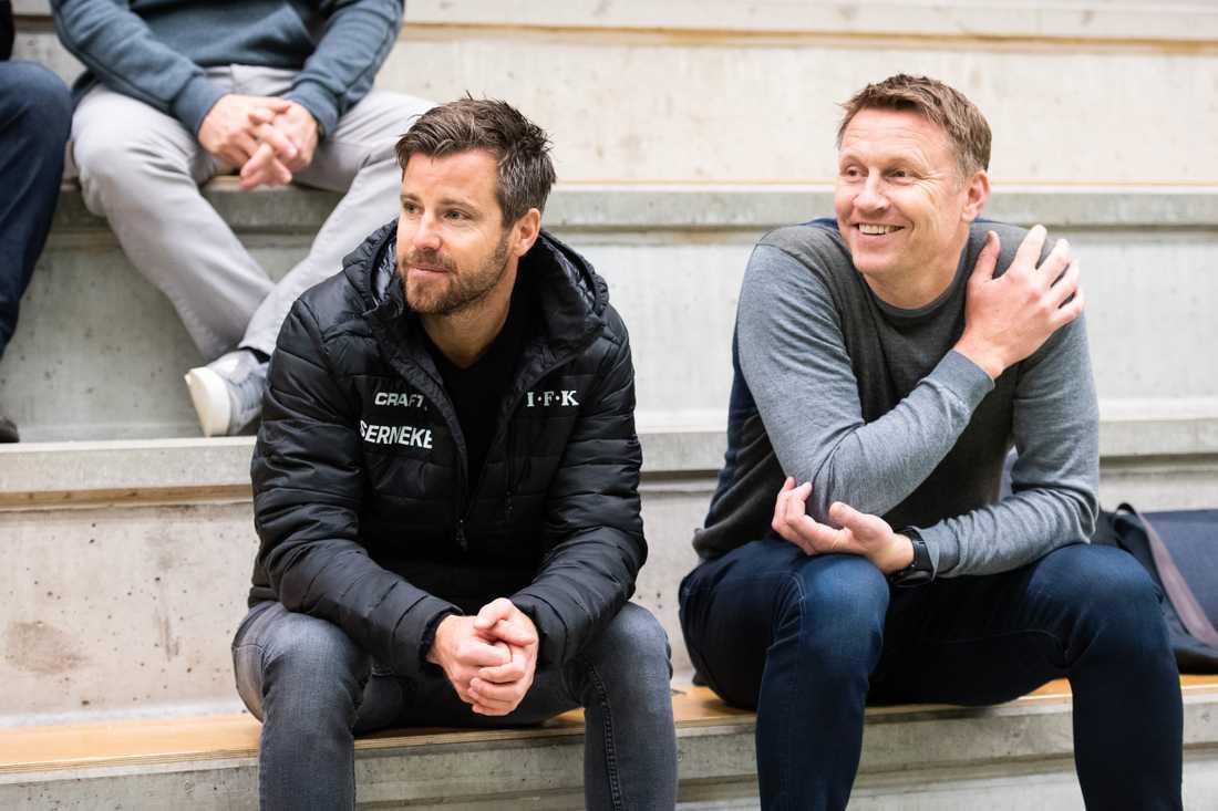 Farnerud och Andersson.