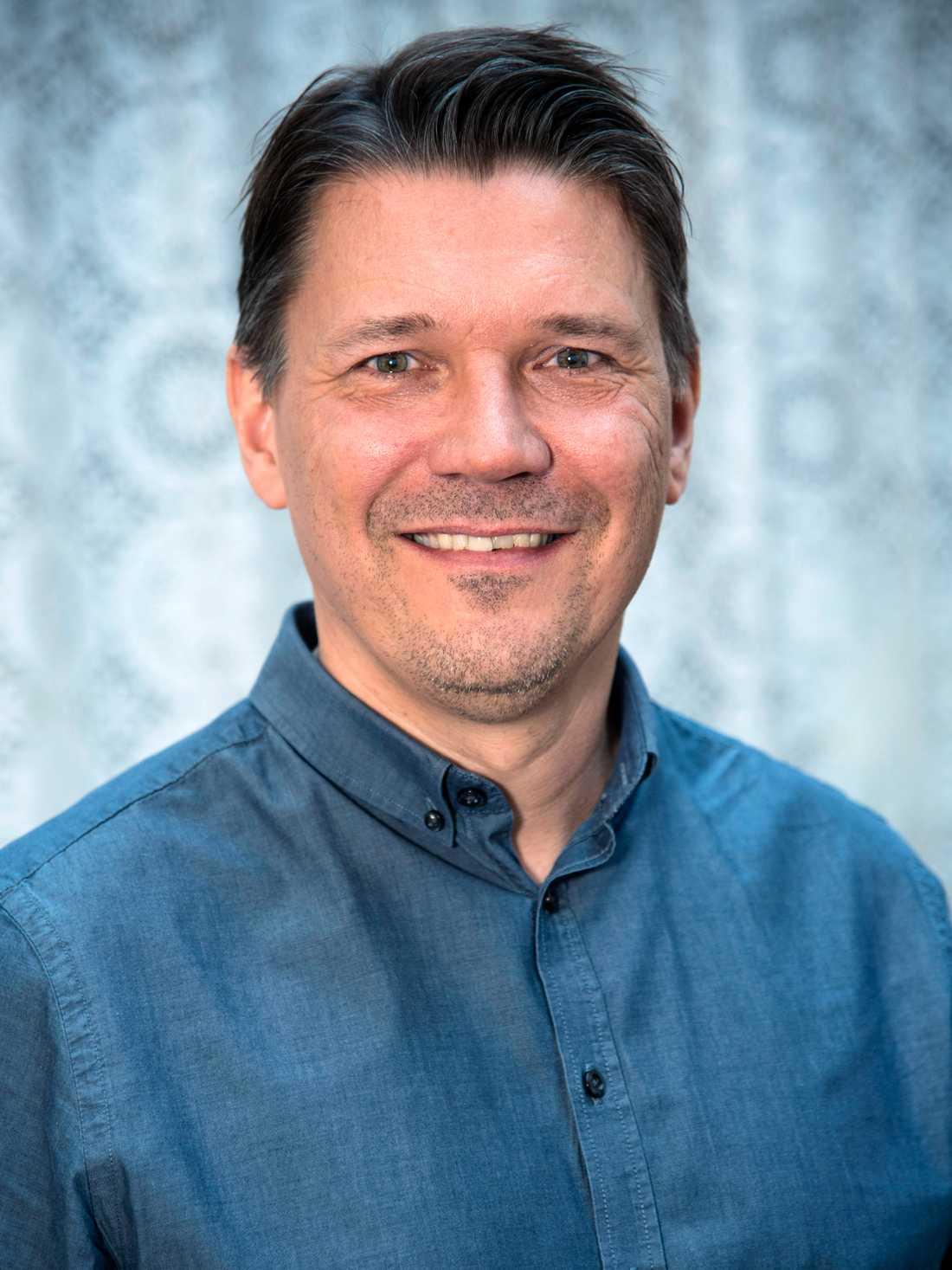 Aftonbladets redaktionschef Michael Poromaa.