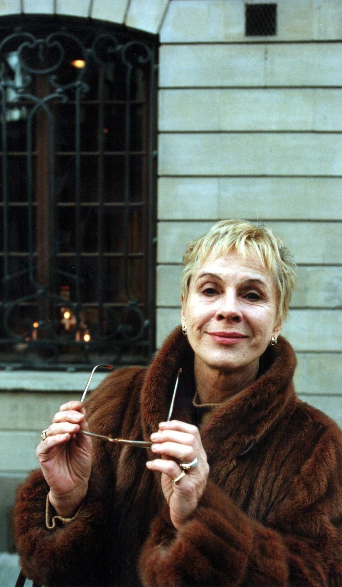 Bibi Andersson 1998.