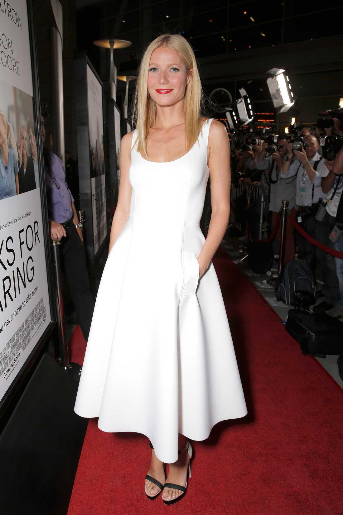 Gwyneth är jättearg på Vanity Fair.