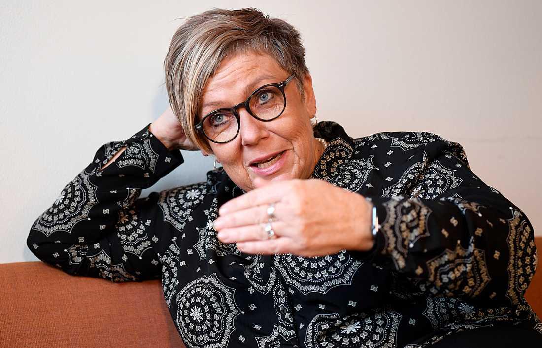 """""""Det har blivit för snobbigt"""", säger Anneli Karlsson, S, om dagens politik."""