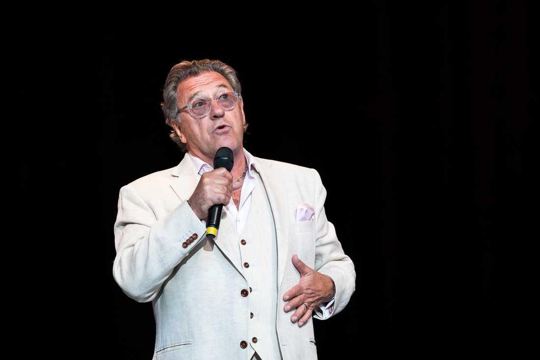 """Tommy Körbergs """"Stad i ljus"""" är den mest spelade Melodifestivallåten från 80-talet."""