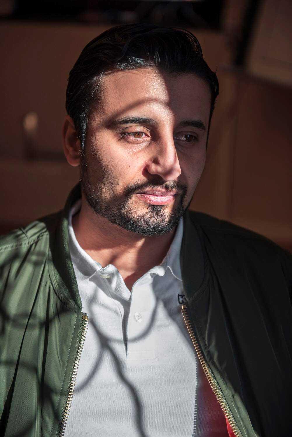 Tarek Malak vill hjälpa utsatta i jul.