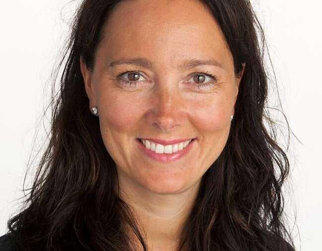 Cecilia Söderberg-Nauclér, läkare och professor på Karolinska institutet som forskar om virus och  immunförsvar.