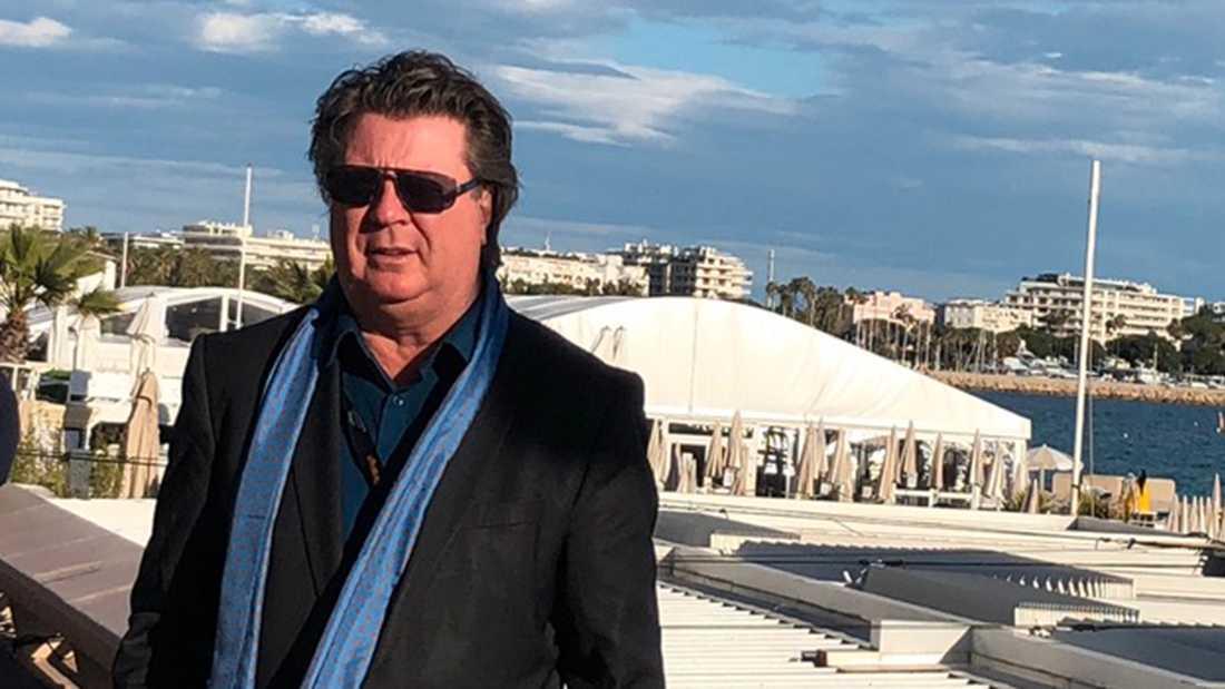 Nöjesbladets Jan-Olov Andersson på plats i Cannes.