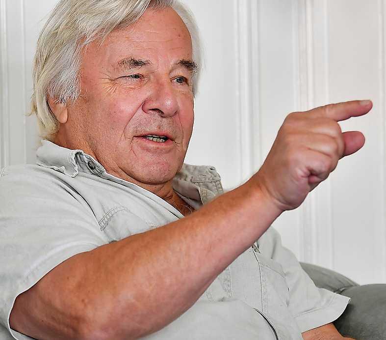 """Jan Guillou når 1970-talet i åttonde delen av sitt epos """"Det stora århundradet""""."""