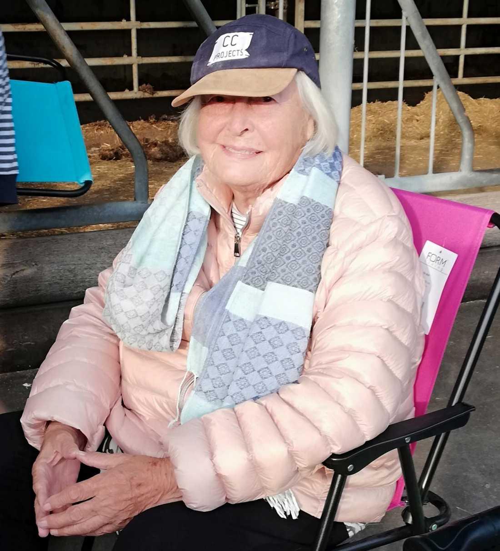 På bara två dagar gick Eva Alinder, 96, från frisk till döende.