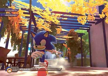"""""""Sonic unleashed"""" innehåller några av de sämsta actionsekvenserna som förekommit i ett spel under året, skriver Alfred Holmgren."""
