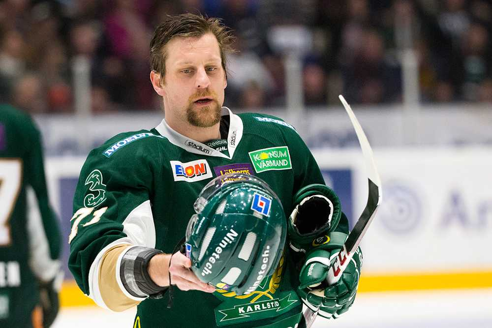Christian Berglund kan lämna Färjestad.