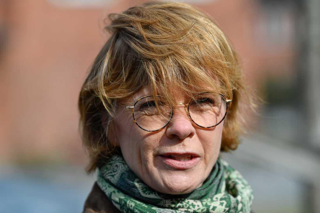 Maria Bergstrand på Myndigheten för samhällsskydd och beredskap.