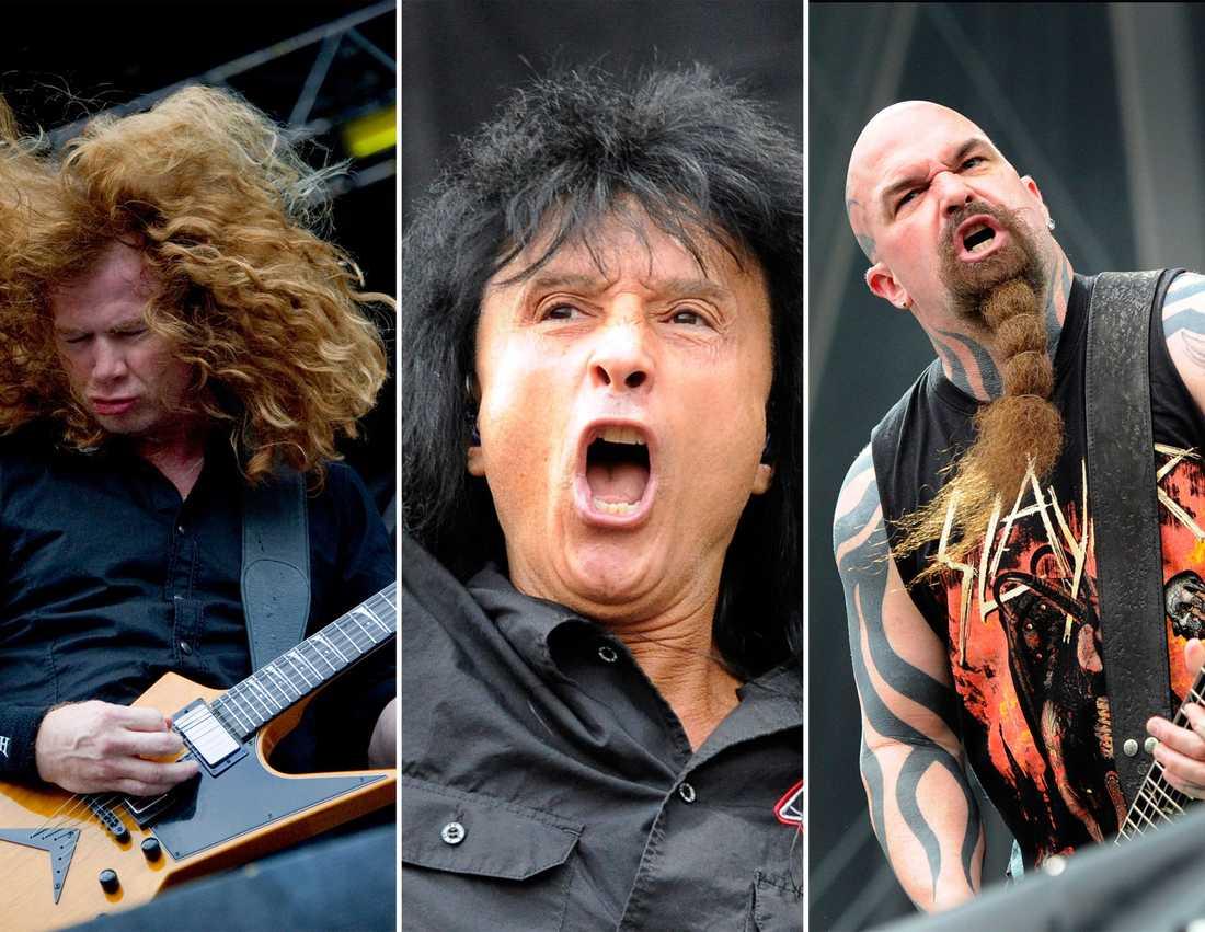 Nöjesbladet var på plats under Big Four på Ullevi – se de bästa bilderna från konserterna här!