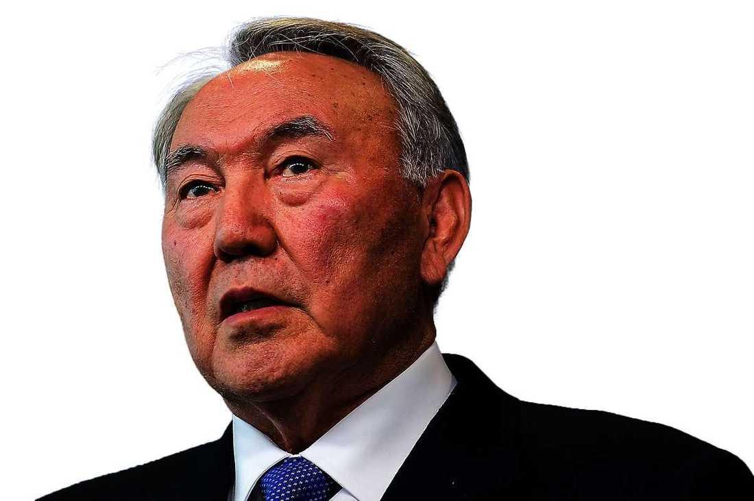 Nursultan Nazarbajev är sovjetledaren som blev marknadsliberal fundamentalist. Han styr Kazakstan med järnhand sedan 25 år.