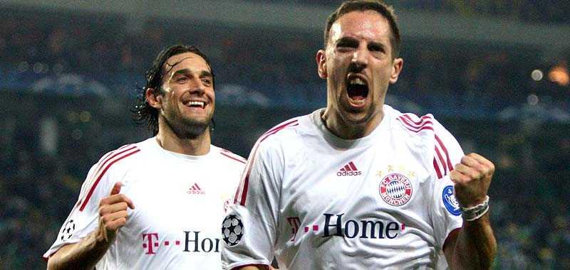 Gav storvinst Franck Ribery och Luca Toni jublade över Bayern Münchens storseger mot Sporting Lissabon i Champions League. Så gjorde även en spelare från Göteborg som satte oddsrekord hos spelbolaget.
