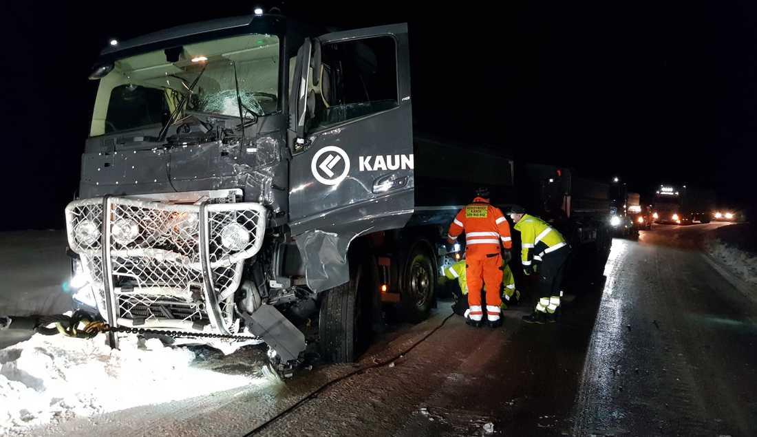 Sex unga män från Schweiz dog i den fruktansvärda krocken i Kiruna.