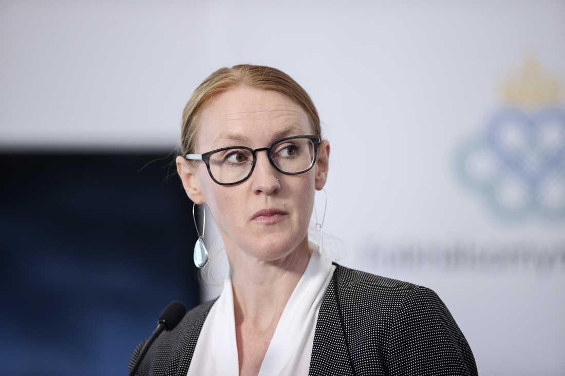 Emma Spak på SKR, Sveriges kommuner och regioner.