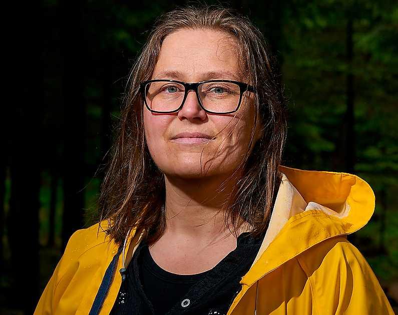 Norska författaren Olaug Nilssens son tappade språk och färdigheter. Boken om deras kamp har fått stort genomslag  i Norge.