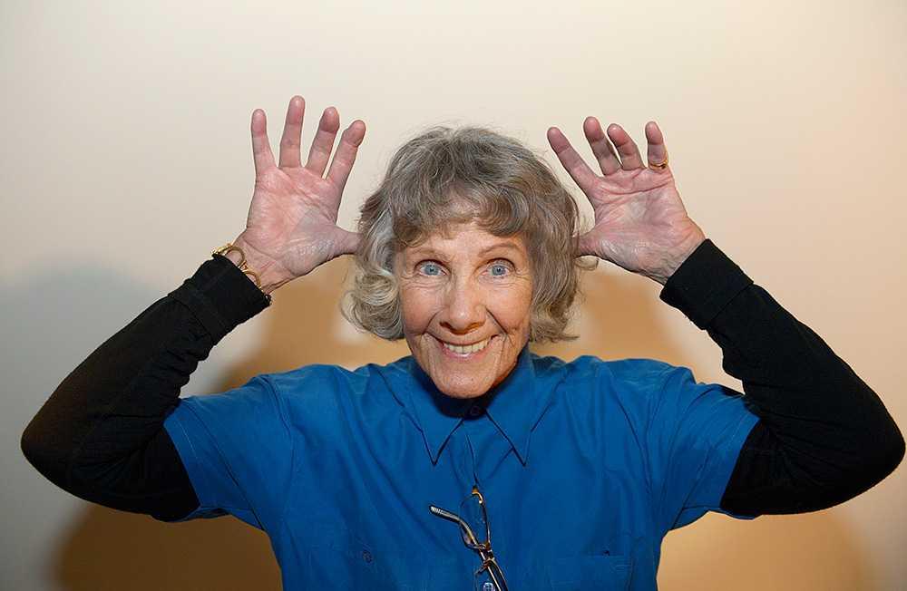 Gullan Bornemark är 87 år och tar plats, i musikhistorien och i allmänhet. Tanterna tillåts plötsligt göra det.