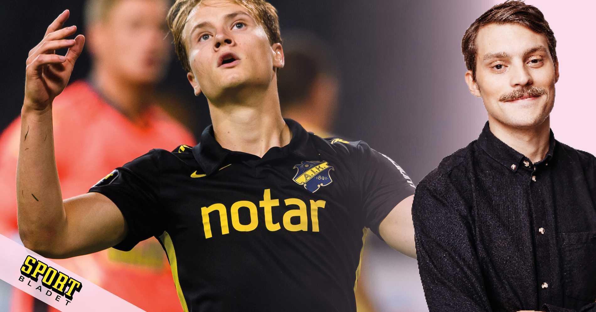 """""""Patetiskt, AIK – ser j*vligt illa ut"""" ▸ Bohmans 5 punkter"""