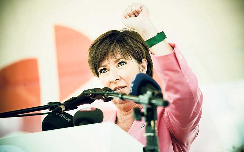 lagledare Mona Sahlin har befriat Socialdemokraterna från ett tungt patriarkalt arv och genomfört partiets mest drastiska strategibyte sedan den allmänna och lika rösträtten infördes.
