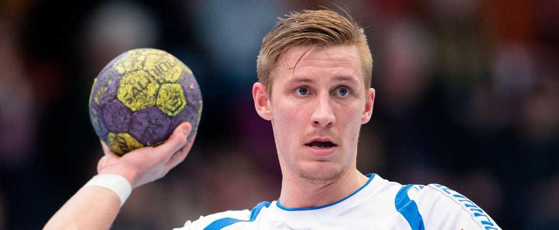 RIKL-profilen Linus Arnesson