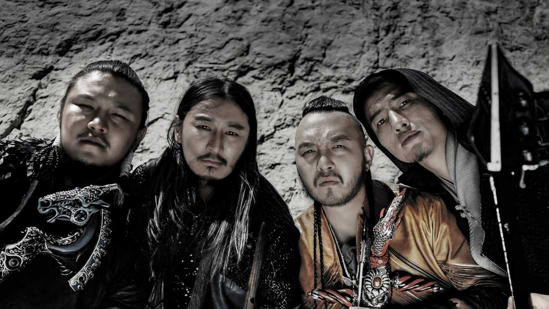 The Hu – Mongoliets nya hårdrockslöfte.