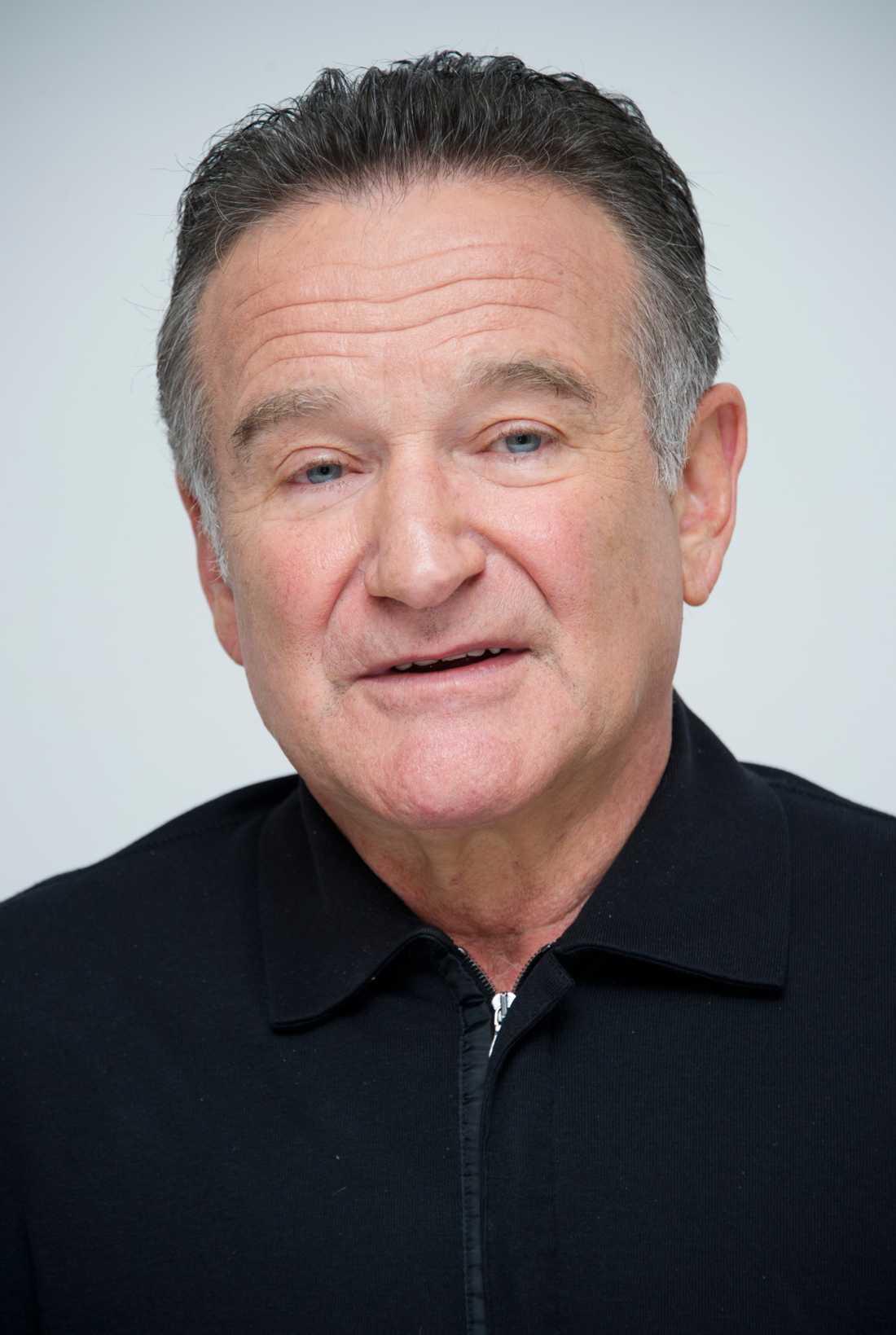 Robin Williams blev 63 år gammal.