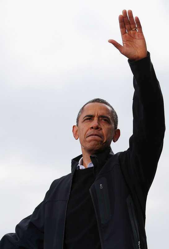 Kämpade hela vägenObama kämpade sig hela vägen från botten ända till VIta huset. Han var en man som alla trodde på, men undersökningar visar nu att presidentskampen är otäckt jämn. I natt avgörs vem som blir USA:s näste president.