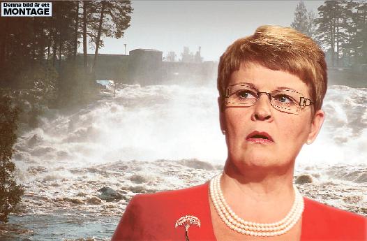 energin en överlevnadsfråga Omställningen till miljövänlig energi borde vara en hjärtefråga för Maud Olofsson. Men hon har i ett och ett halvt år misslyckats med att ta fram ett fungerande ägardirektiv till Vattenfall.