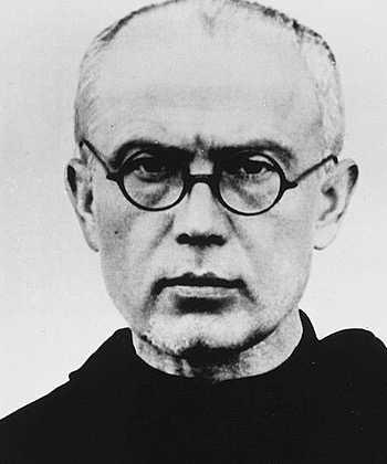 Kolbe offrade sitt liv för en man som överlevde förintelsen och blev 94 år.