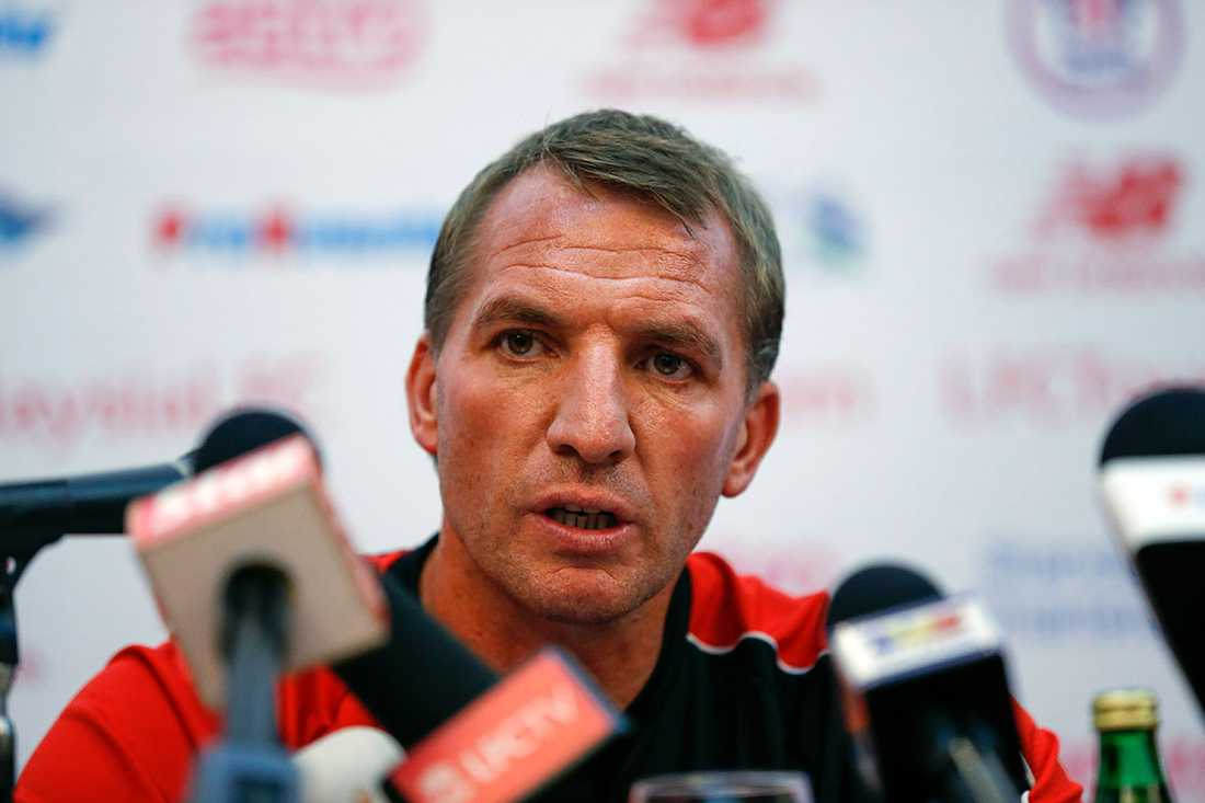 Brendan Rodgers tillträdde Liverpool-jobbet 2012.