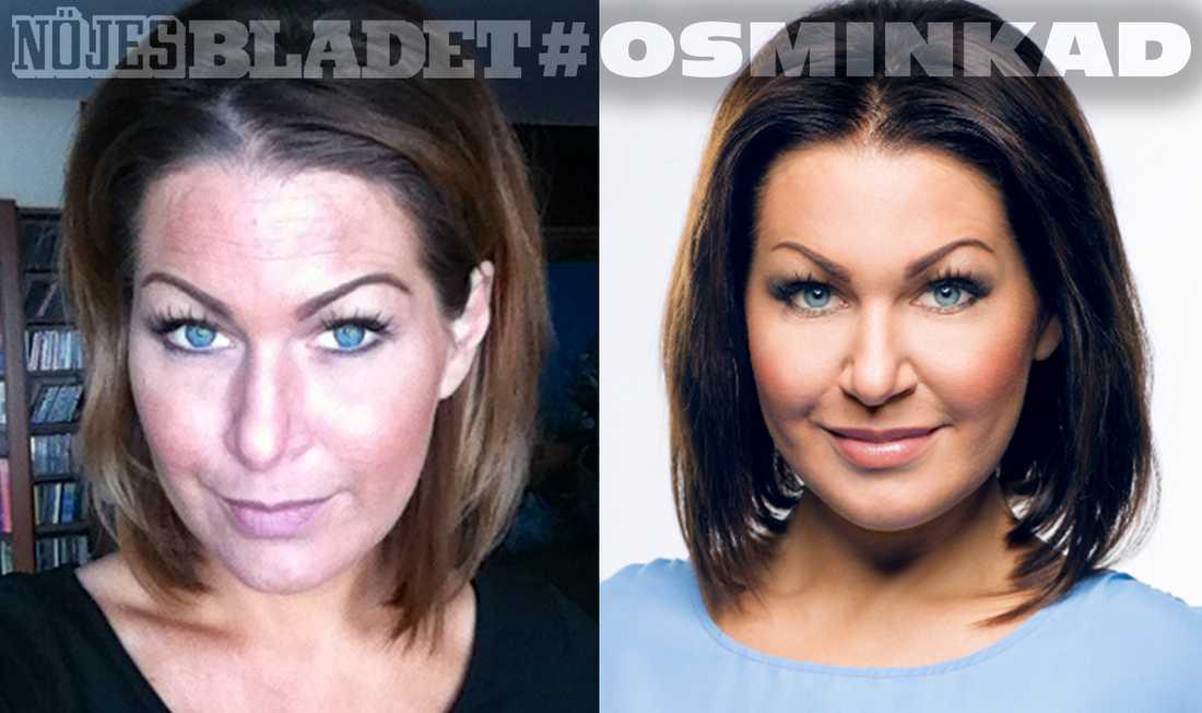 Susanne Delastacia, EFN TV.