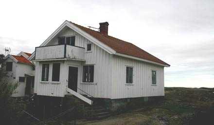 Det lilla huset på Käringöns västsida fick ett kvadratmeterpris på otroliga 123 188 kronor, något som slår priserna i Stockholm med råge.