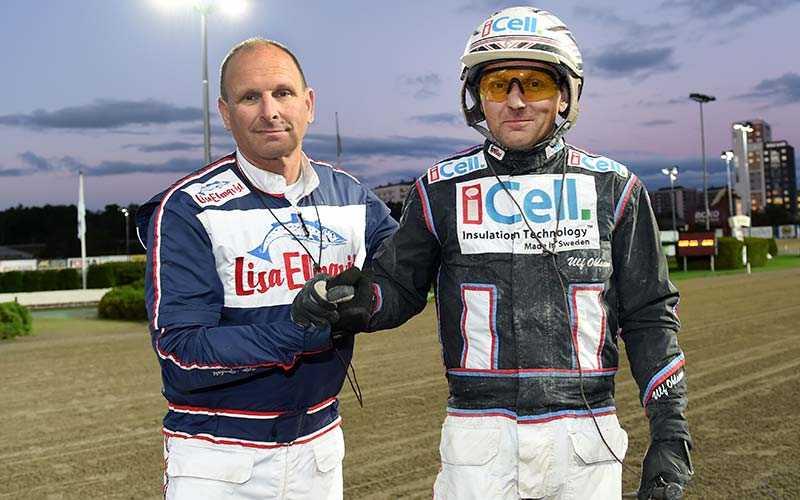 Reijo Liljendahl och Ulf Ohlsson