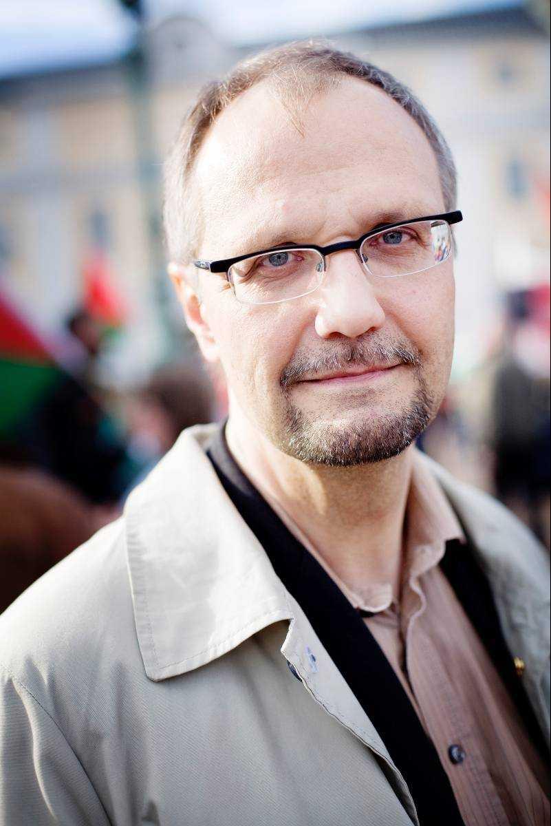 Ulf Bjereld, S-märkt statsvetare.