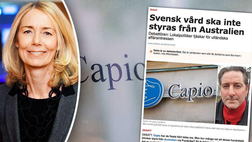 Under den pågående coronapandemin i Sverige står Capio och många andra alternativa utförare sida vid sida med landets regioner för att kraftsamla vårdens resurser där de bäst behövs, skriver  Britta Wallgren, Capio Sverige, i en replik om sjukvården i Sverige.