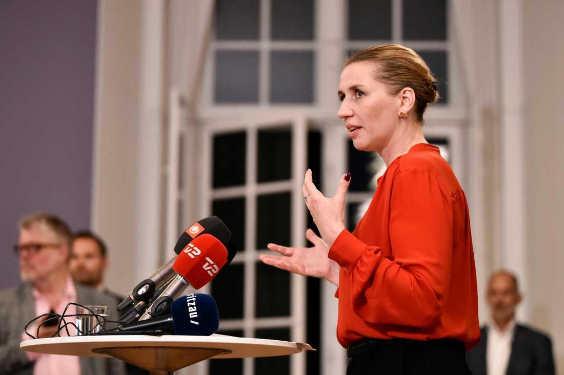 Mette Frederiksen, partiledare för Socialdemokratiet, kommer att ta över som statsminister i Danmark och leda en enpartiregering i minoritet med stöd av Radikale Venstre, Enhedslisten och Socialistisk Folkeparti.
