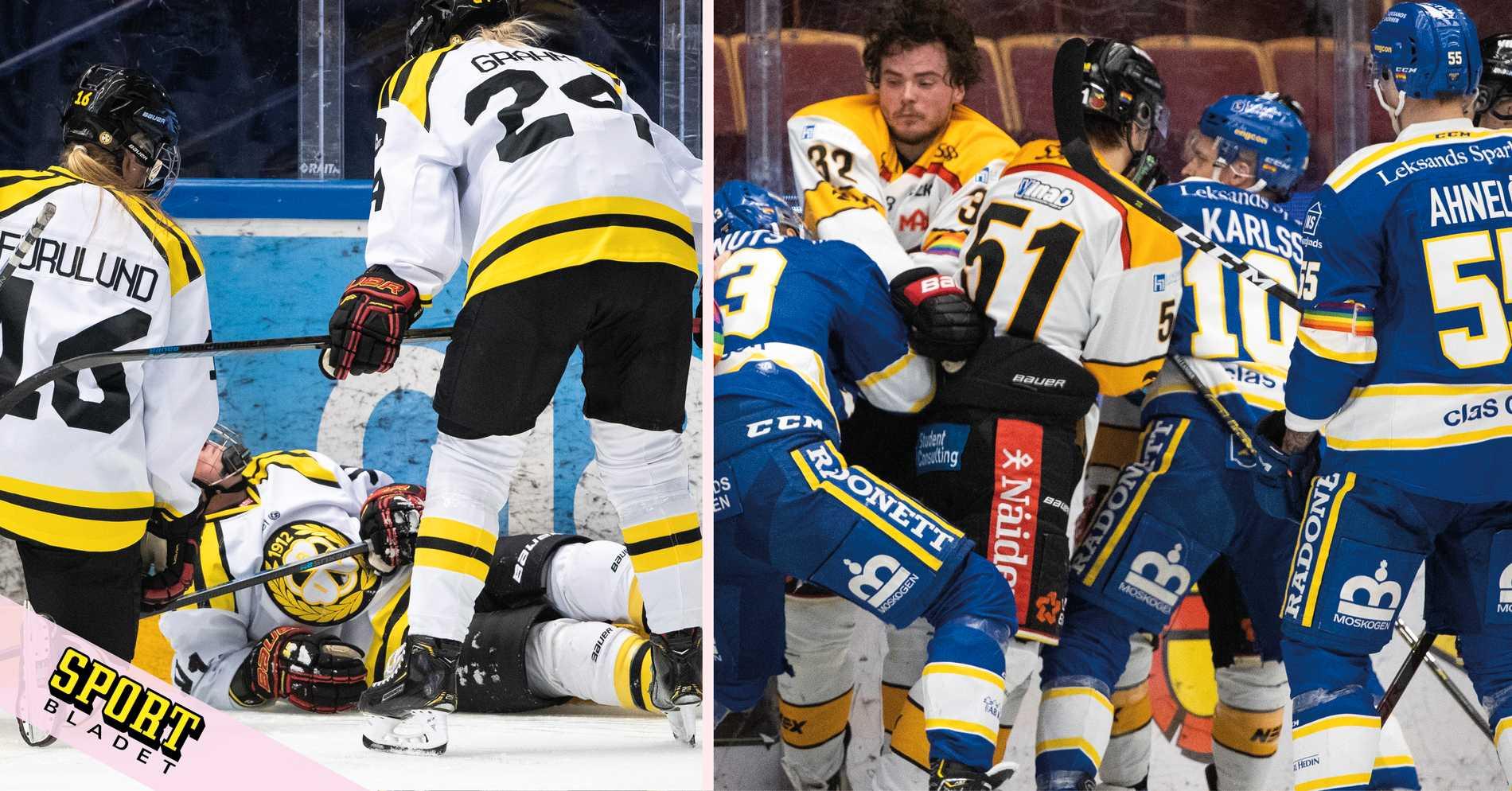 Tandprojekt ska lösa hockeyns gåta
