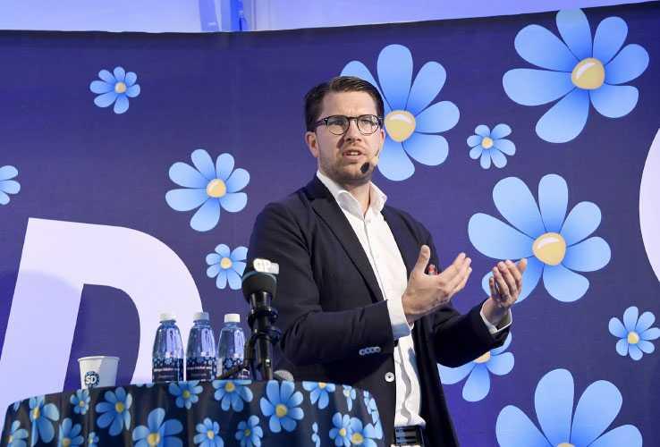 I Almedalen var den politiska kartan helt förändrad. Sverigedemokraterna är ett enfrågeparti som blivit irrelevant i sin enda fråga.