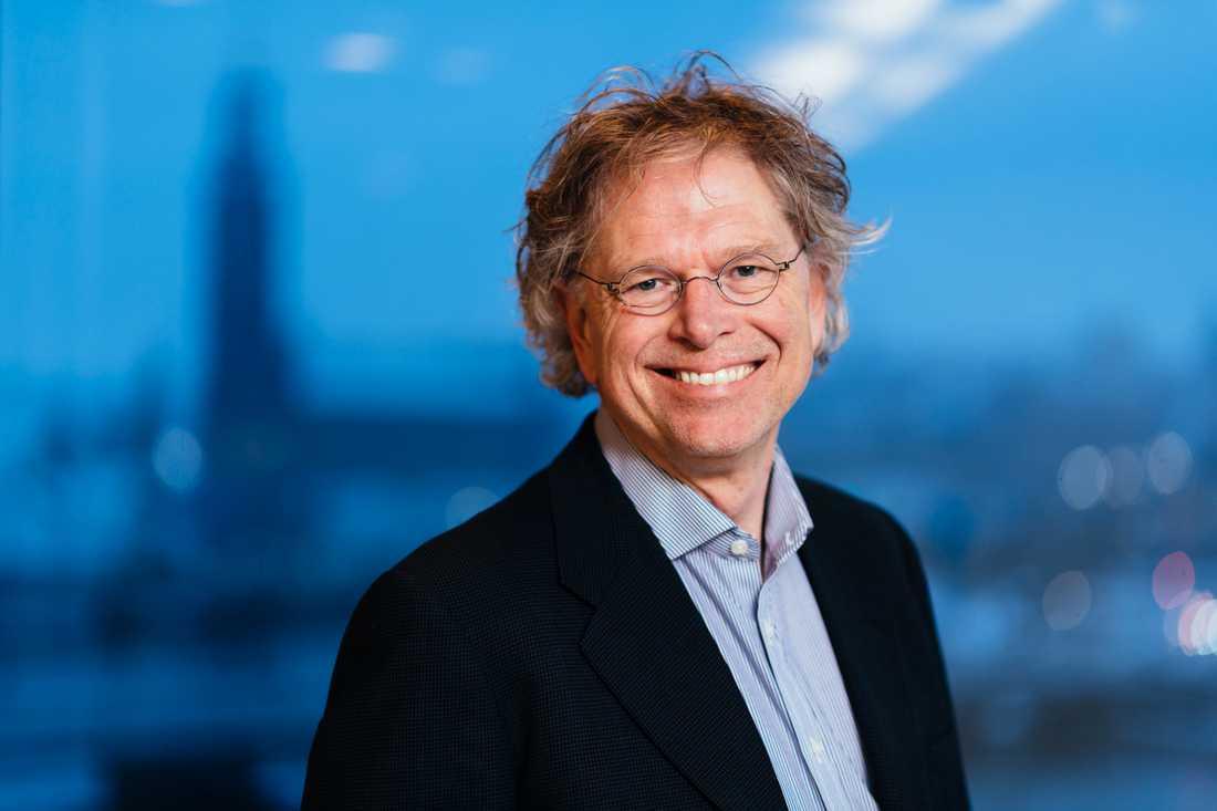 Björn-Ola Linnér är professor med inriktning mot internationell klimatpolitik vid Linköpings universitet.