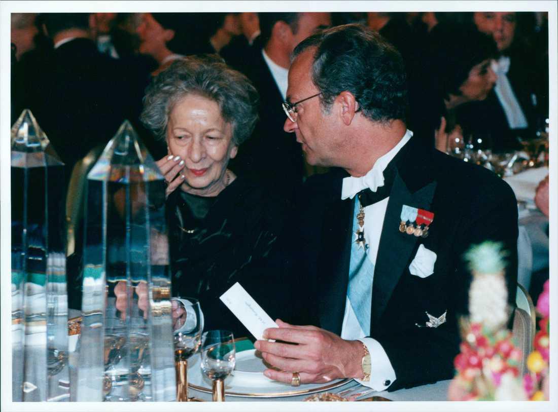 Här är de Nobelpristagare som Kulturprofilen ska ha avslöjat i förtid: Wislawa Szymborska (1996) …