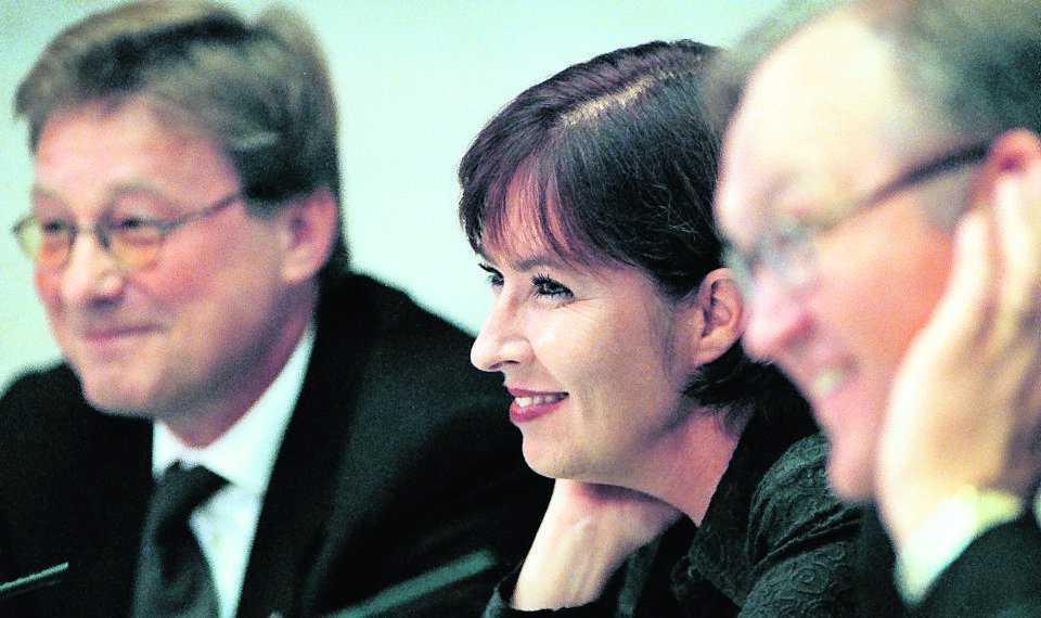 Då var Rosengren, Sahlin och Persson såta vänner. I dag angriper de två Mona Sahlin för att ha avvikit från den rätta vägen.